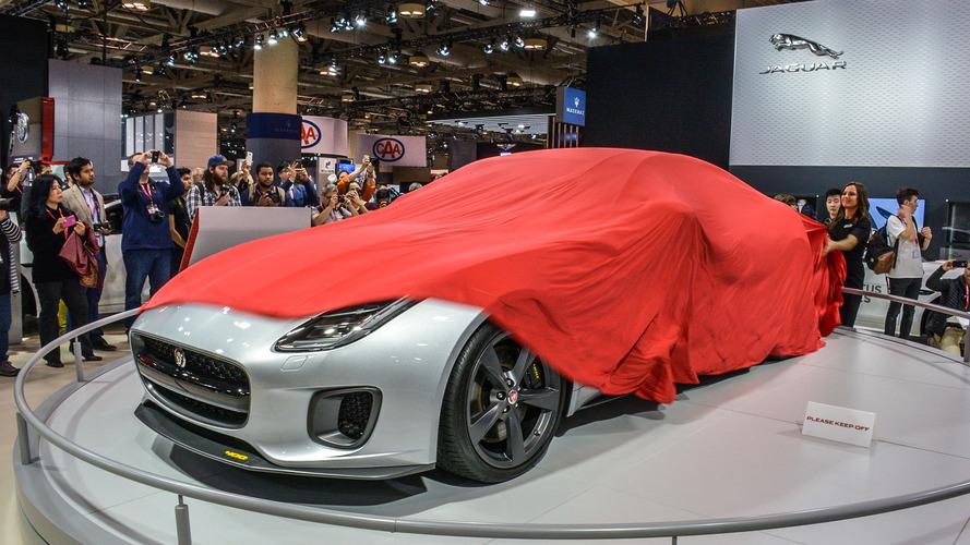 2018 Jaguar F-Type - CIAS - Toronto live