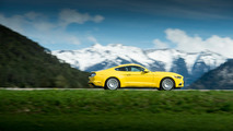 Ford Mustang Around The World
