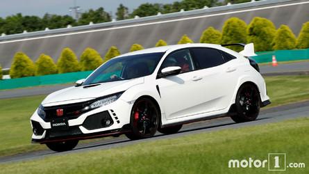Essai Honda Civic Type R (2017) - Elle affole les circuits
