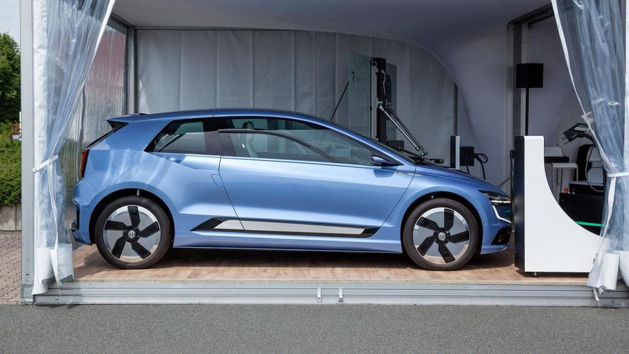 2019 Volkswagen Golf'ün detayları ortaya çıktı