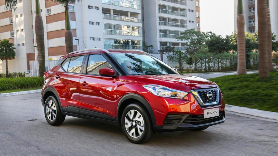 SUVs compactos mais vendidos em março – Com recorde, Kicks lidera pela 1ª vez