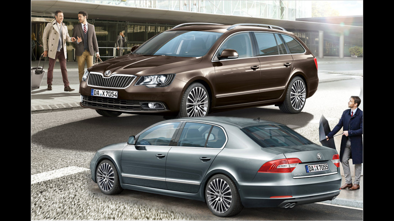Skoda Superb Best of
