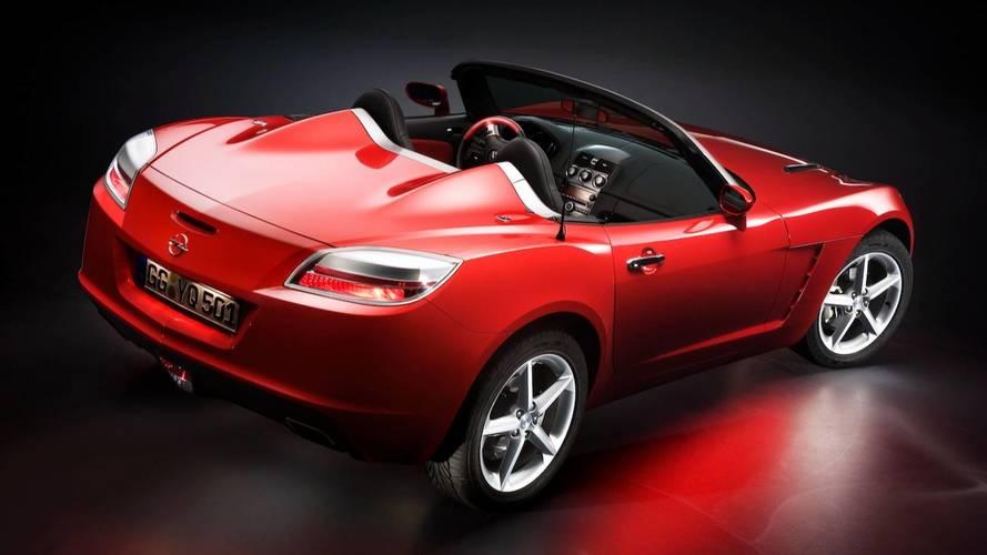 Opel GT, le foto storiche