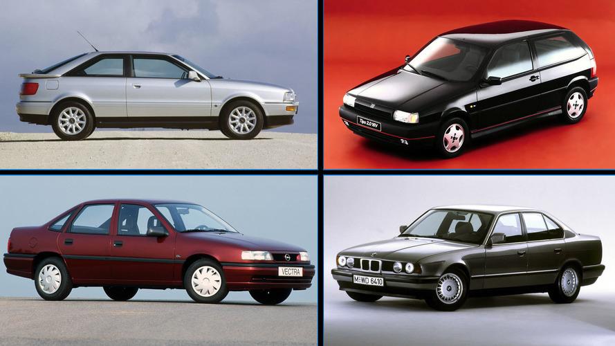 10 coches que ya puedes matricular como clásicos en 2018
