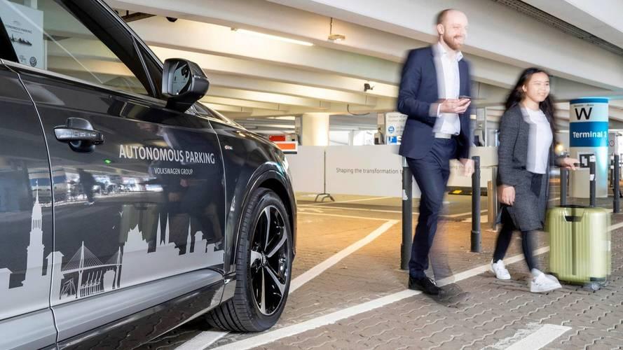 2020-tól a Volkswagen autói már maguktól keresik a parkolóhelyet