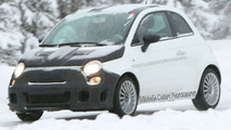 Fiat 500 Abarth SS Latest Spy Photos