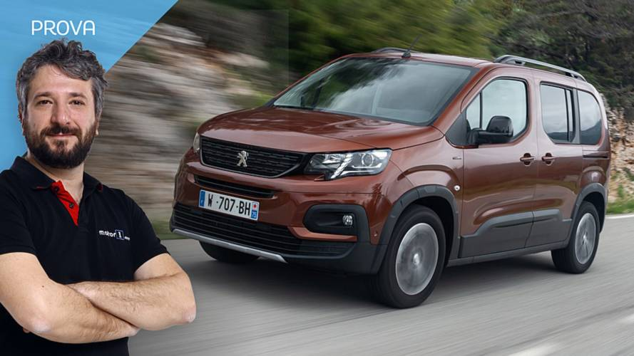 Peugeot Rifter, quando il multispazio diventa SUV