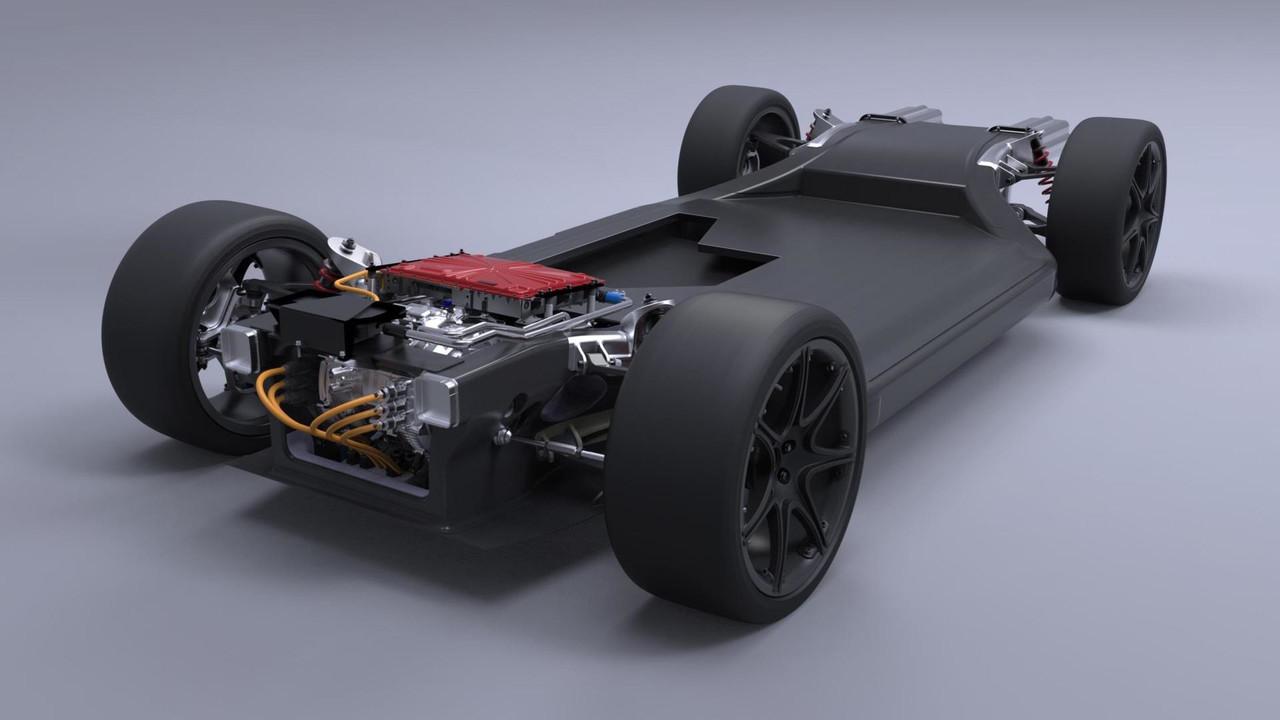 Williams Electric Platform Concept