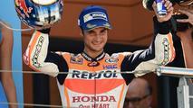 Podio: segundo Dani Pedrosa, Repsol Honda Team