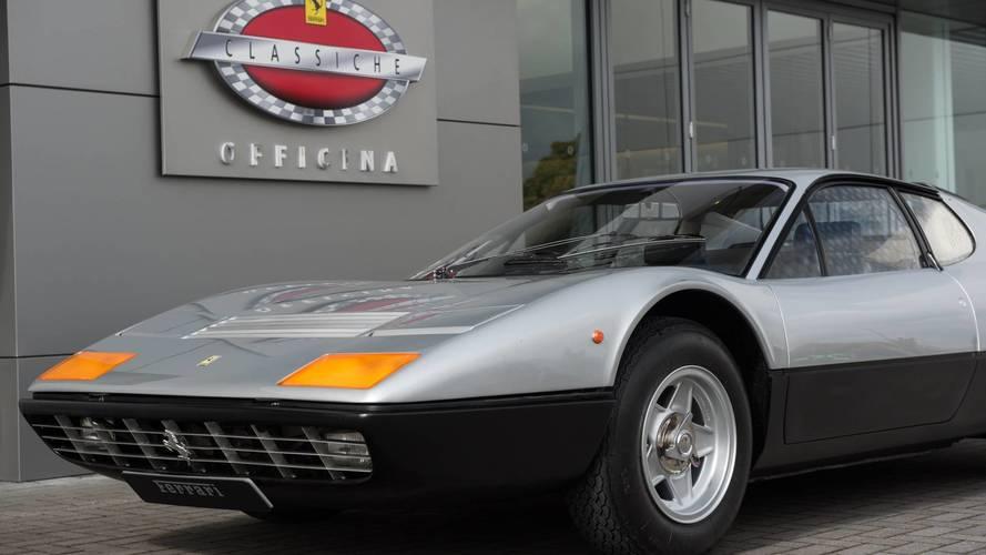 Leading London Ferrari dealer gets factory seal of approval