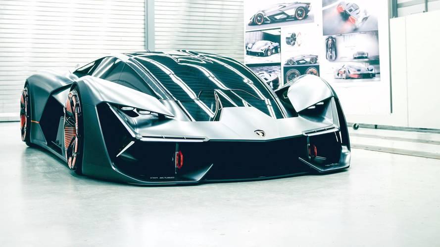 Lamborghini: Current Tech Not Good Enough For Electric Supercar