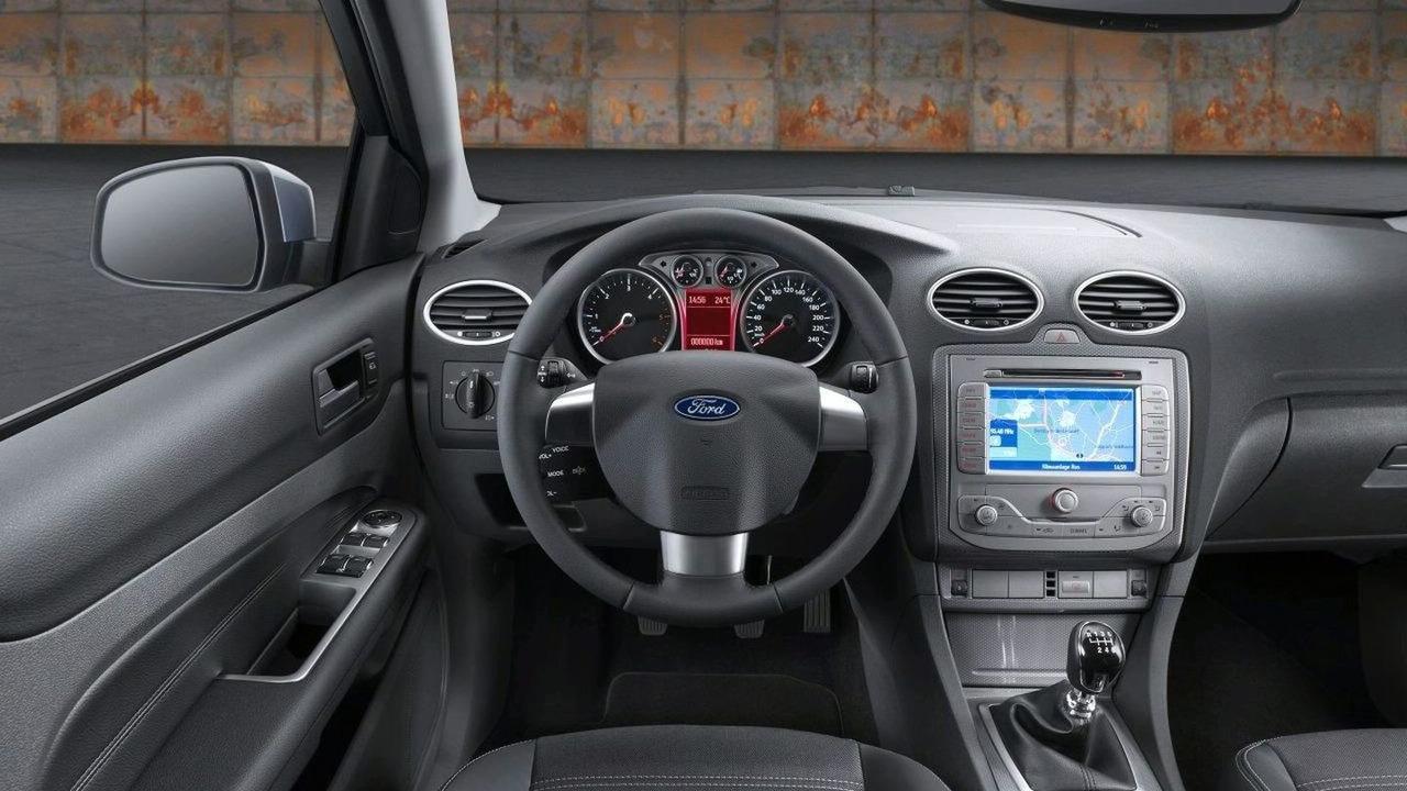 Ford Focus рестайлинг 2008, 2009, 2010, 2011, седан, 2 ...
