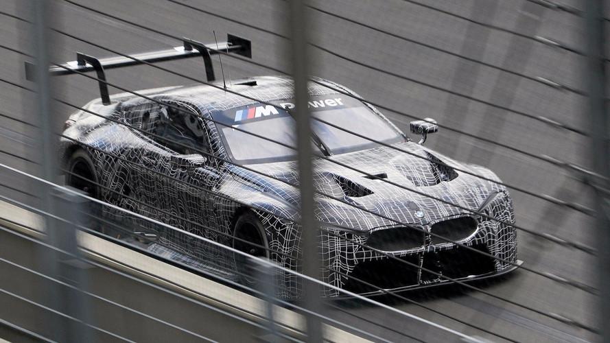 La BMW M8 GTE a fait ses premiers tours de roues