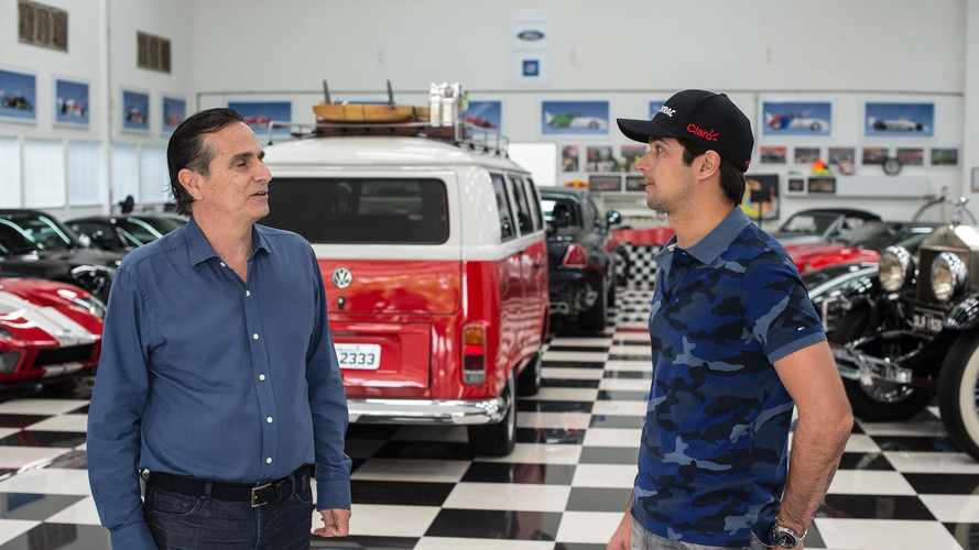 Vídeo: Nelson Piquet fala sobre carros e preferências históricas