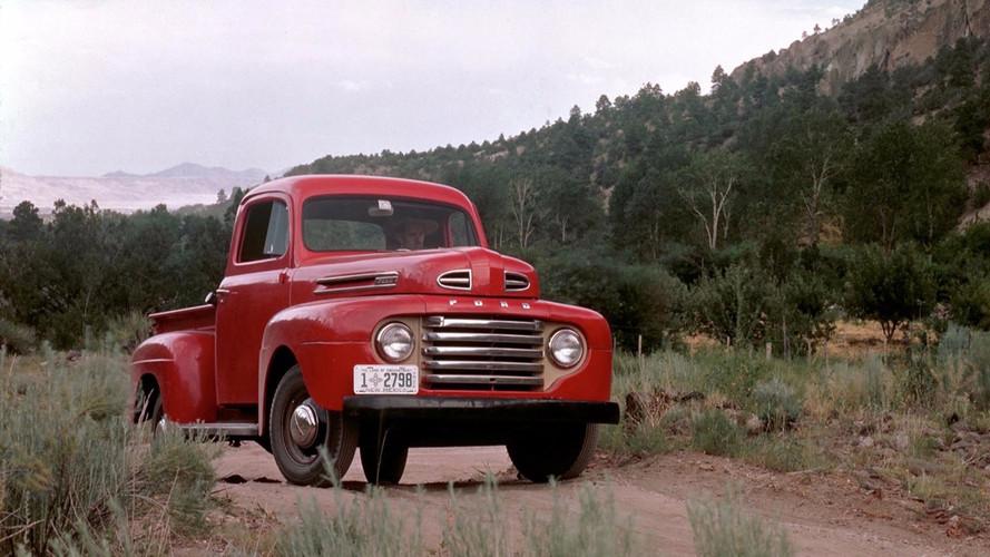 Ford fête le 100ème anniversaire de son premier pick-up