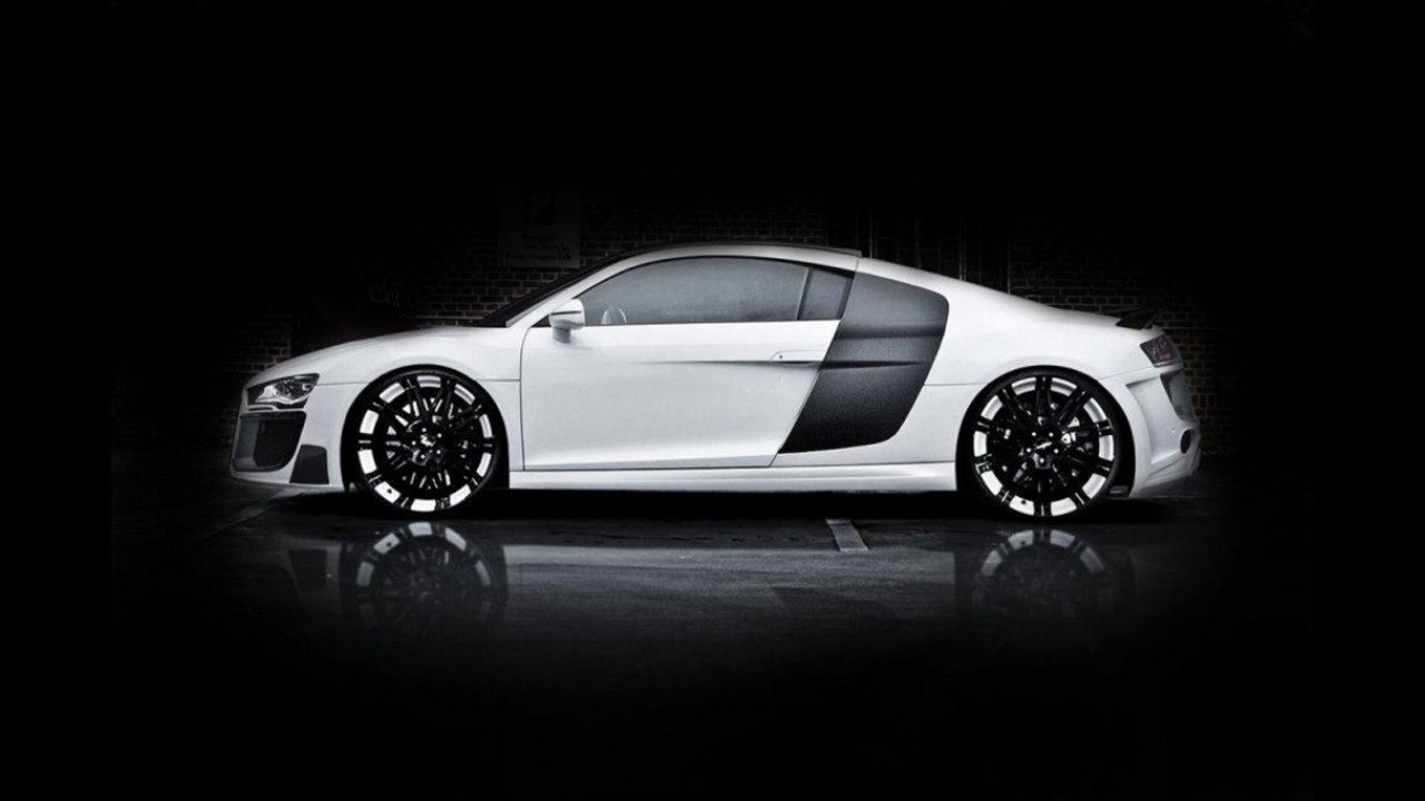 Regula Audi R8 Grandiose