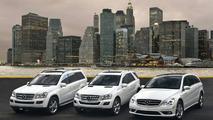 Mercedes BlueTEC SUVs
