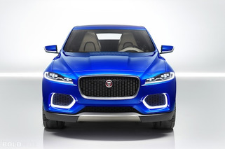 First Photos of Frankfurt-Bound Jaguar C-X17 SUV Concept