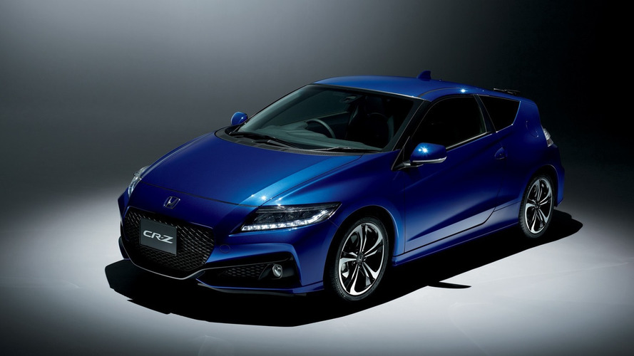 Honda bids adieu to CR-Z with Final Label edition