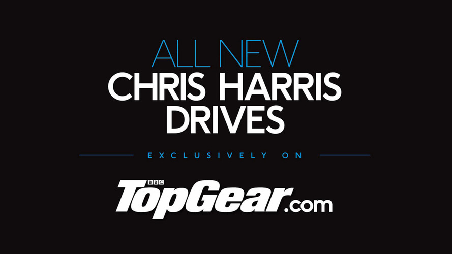 Chris Harris gets own feature series on TopGear.com