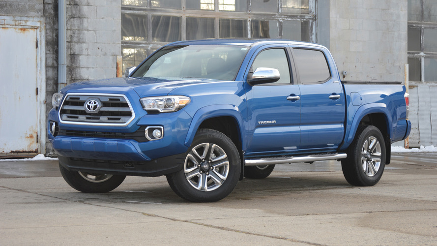 Review: 2016 Toyota Tacoma
