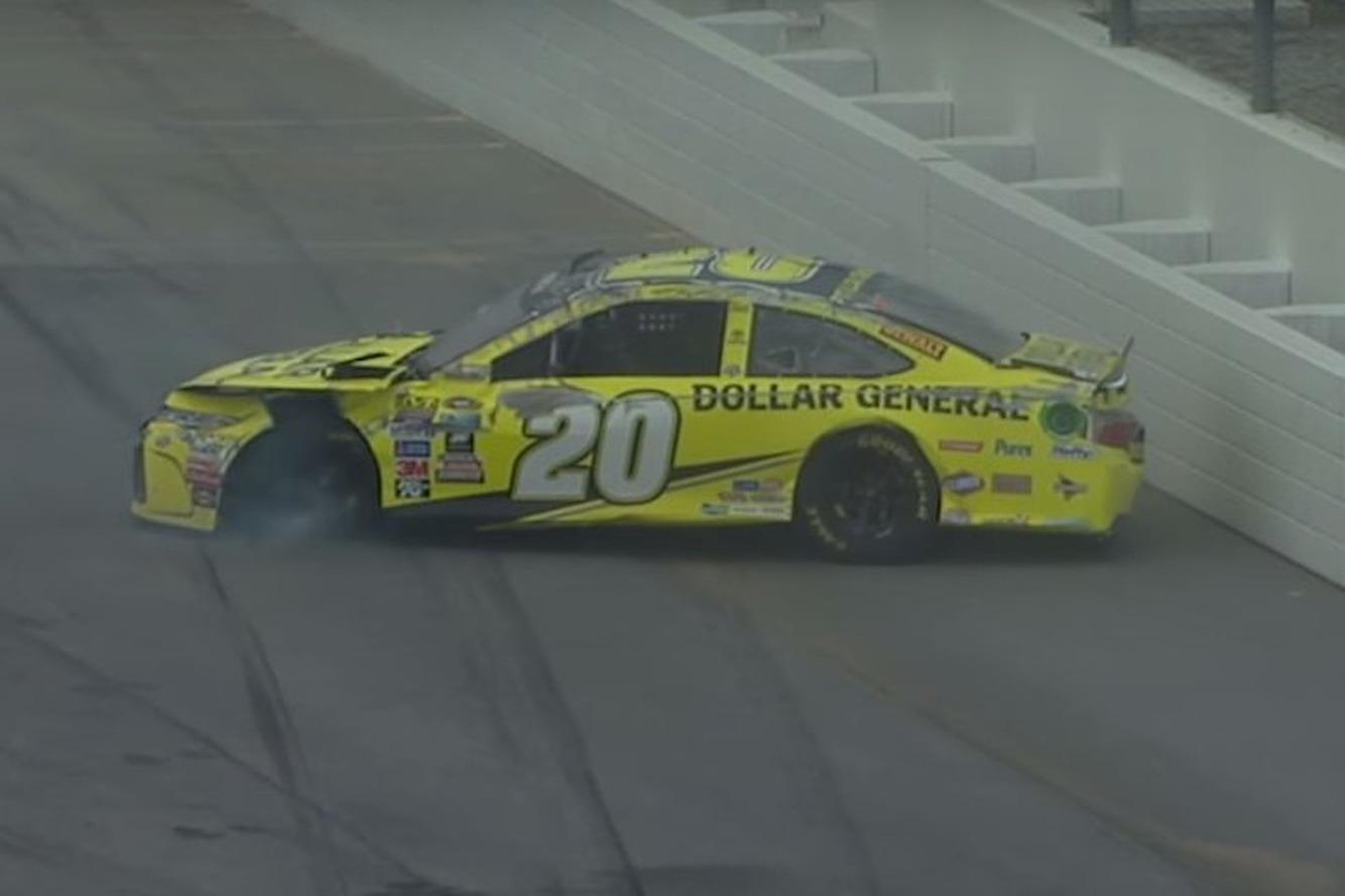 NASCAR Talladega Race Ends In Two Spectacular Wrecks, Per Usual