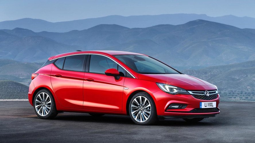 Opel Astra OPC slated to use a turbocharged 1.6-liter engine