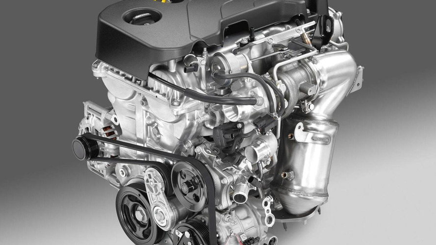 Opel highlights the new 1.4-liter Turbo engine that will debut in the 2016 Astra