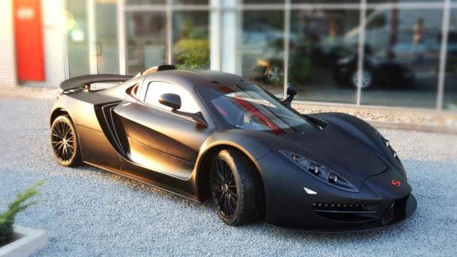 Production Sin R1 revealed