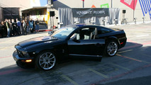 Ford Shelby Mustang GT500KR as KITT