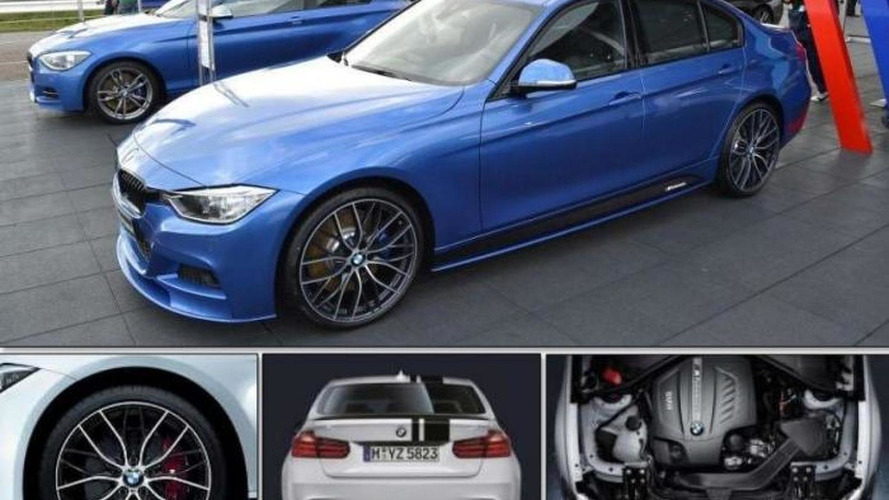 BMW announces 2014 335i and 335i xDrive Performance Edition