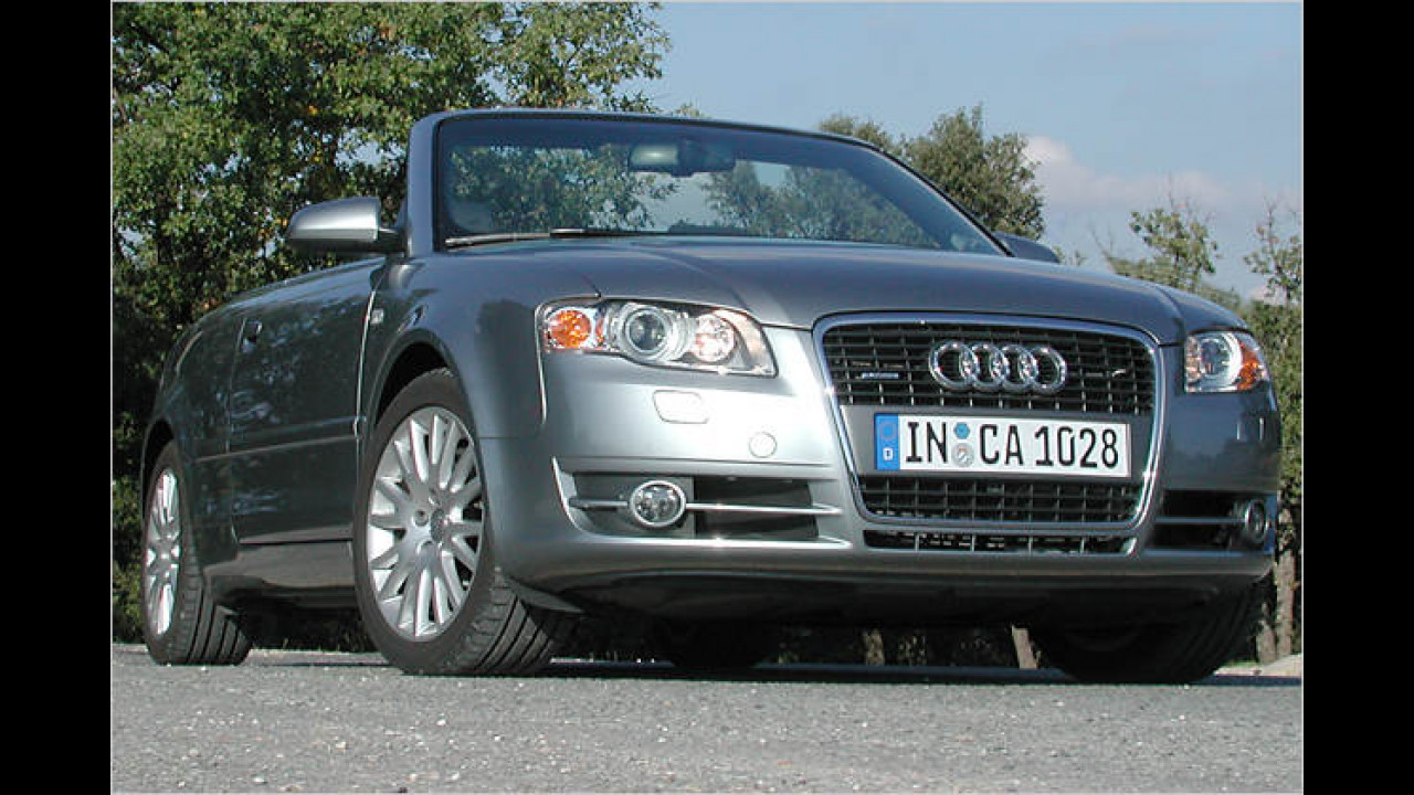 Audi A4 Cabriolet 2.7 TDI