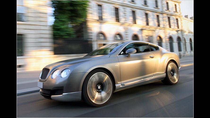 Mehr Luxus fürs Luxuscoupé: Carface veredelt Bentley