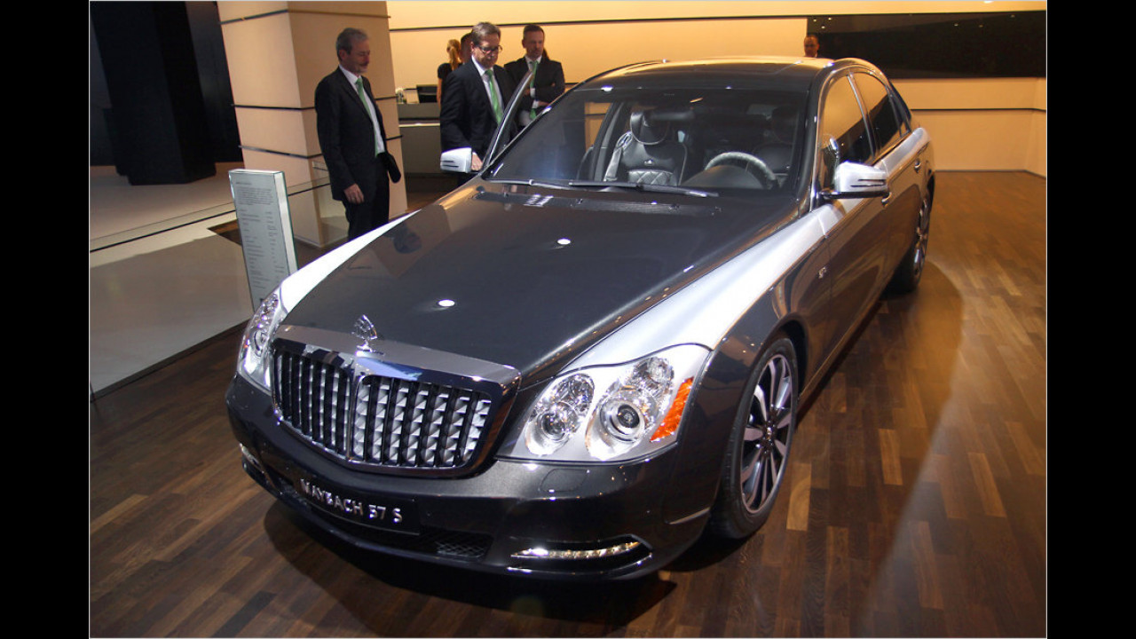 Maybach Edition 125!