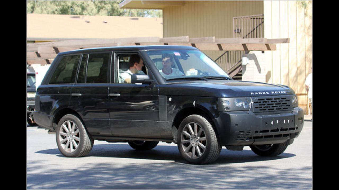 Range Rover Facelift