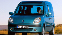 New Renault Kangoo - Artist Impression