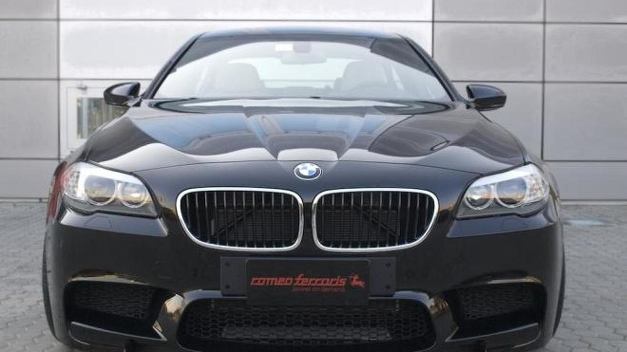 Romeo Ferraris BMW M5 - low res - 30.7.2012