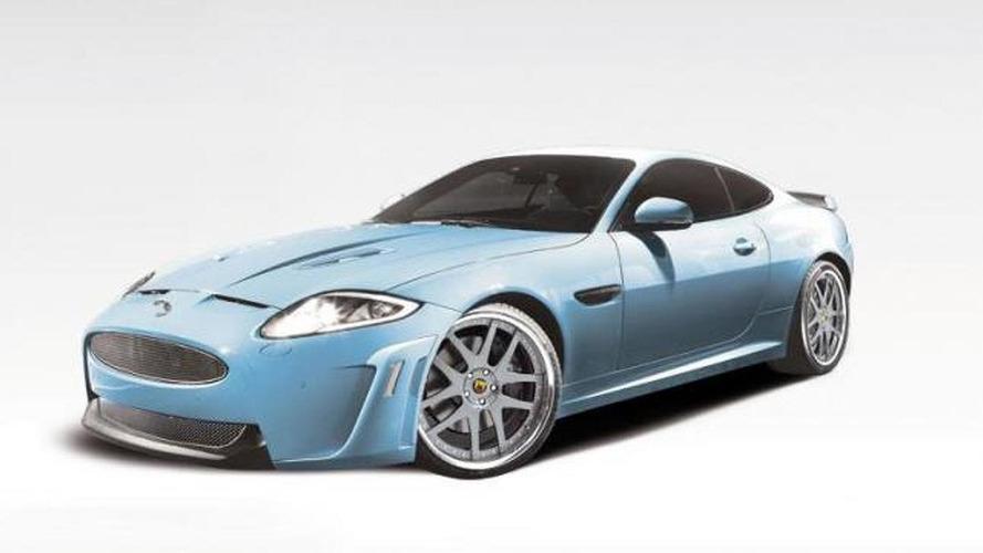Arden teases 645 PS Jaguar XKR-S