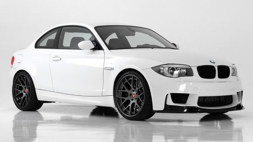 Vorsteiner present BMW 1M Coupe GTS-V