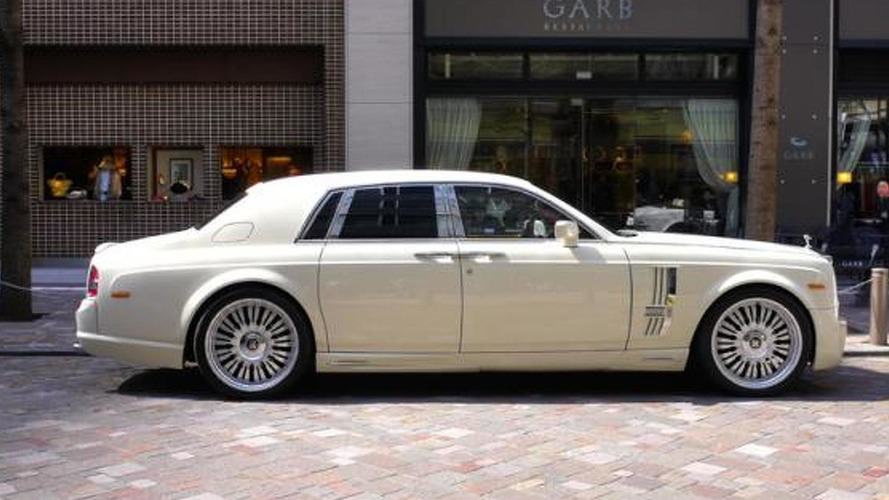 Rolls-Royce Phantom Party in Tokyo - pics and video