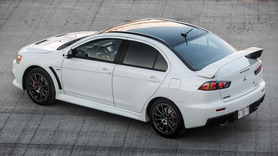 Mitsubishi Lancer Evolution Final Edition'ın son örneği eBay'de açık arttırmaya çıkarılacak