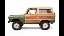 CFB Ford Bronco Woodie