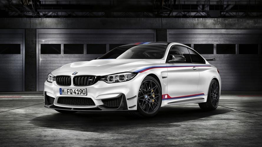 BMW M4 DTM Champion Edition Marco Wittmann'ın 2016 DTM şampiyonluğunu kutlamak için üretildi