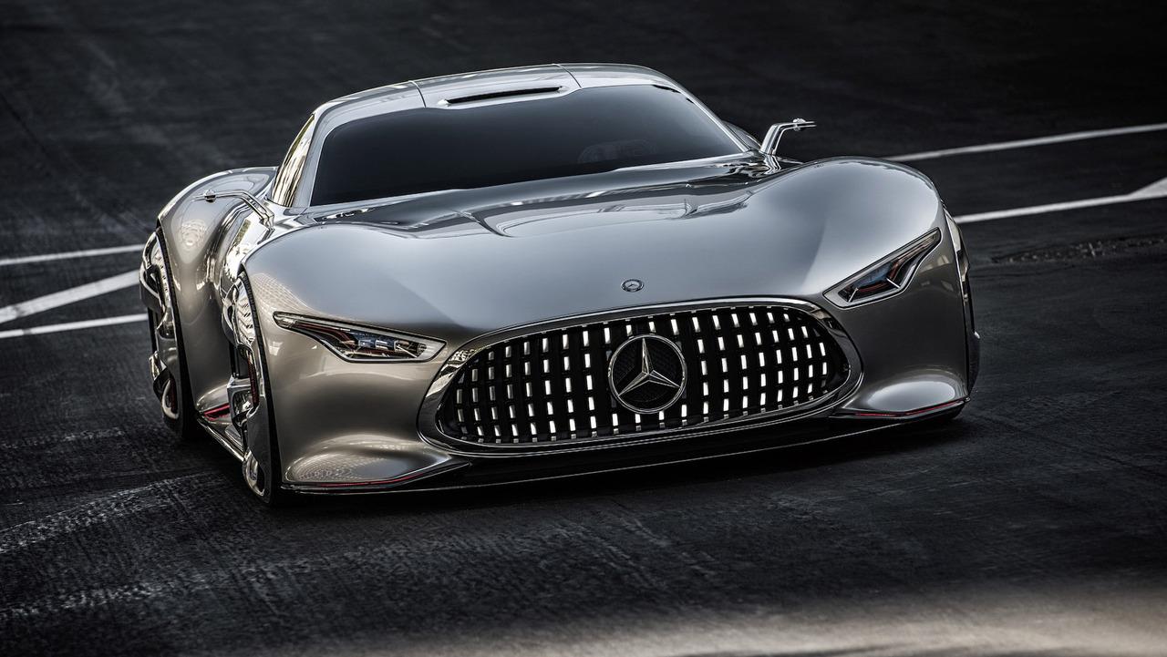 Mercedes-Benz Vision Gran Turismo