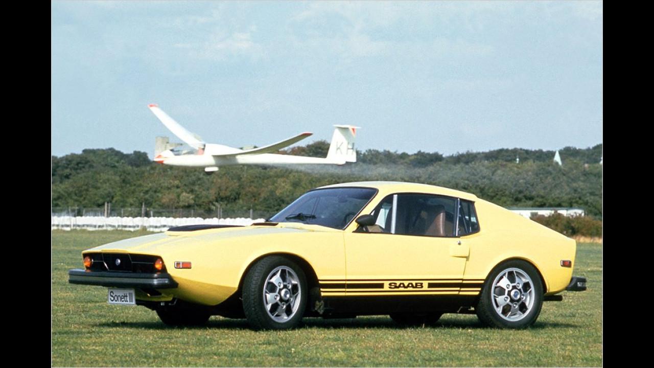 1970 erschien der Sonett III, von dem bis 1974 genau 8.351 Stück gebaut wurden
