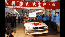 VW-Erprobungen in China