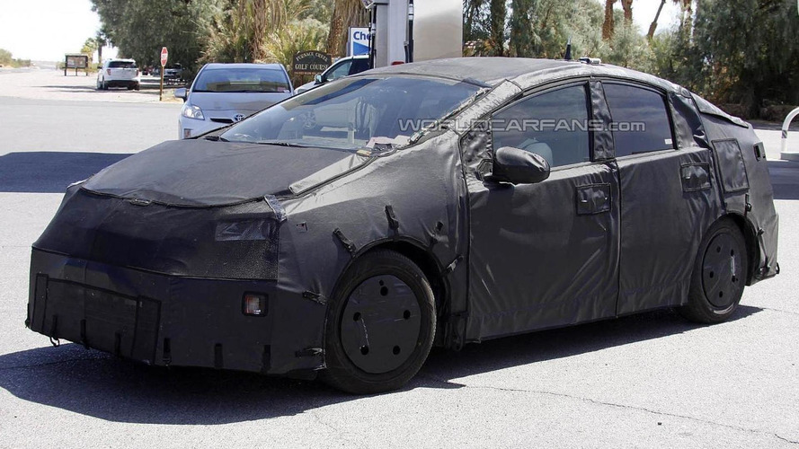 Next-gen Toyota Prius to use components tested in 2014 TS040 HYBRID
