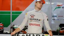Nico Hulkenberg 25.11.2012 Brazilian Grand Prix