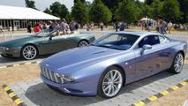 Aston Martin DBS Coupe & DB9 Spyder Zagato Centennial 22.7.2013