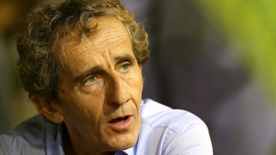 F1 cars 'too complicated' now - Prost